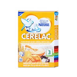 Cerelac Stage 3 Baby Food For 10 to 12 Months Babies ...