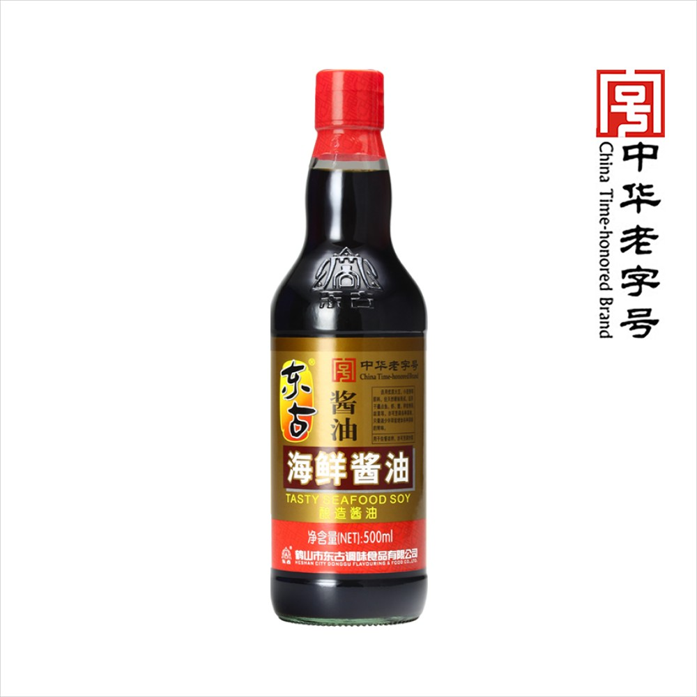 Dong Gu Tasty Seafood Soy Sauce..