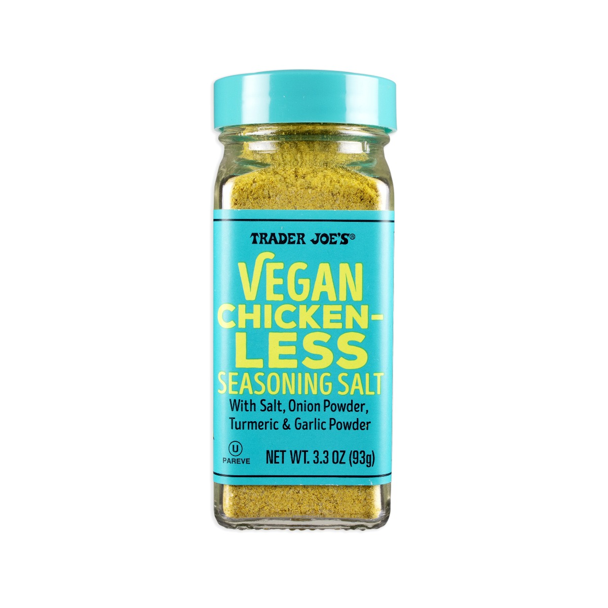Trader Joe's Vegan Chicken-Less Seasoning Salt..