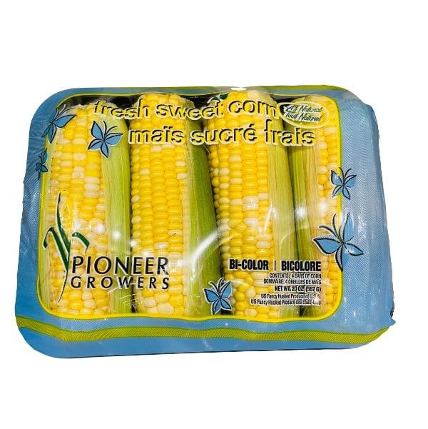 Fresh Sweet Corn 4 ct