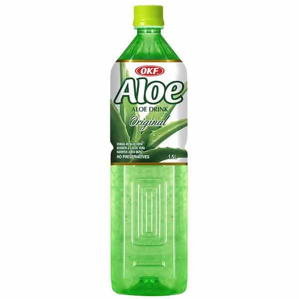 OKF Aloe Drink 芦荟汁 1.5L*3瓶