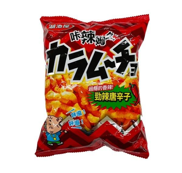 Huchiwu Koikeya Cracker Rich Cut Spicy..
