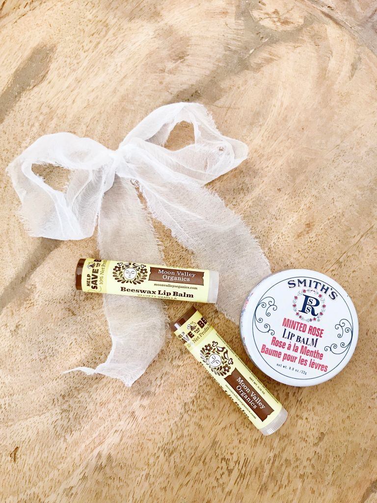 Moon Valley Organics lip balm