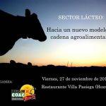 """Jornada """"Sector Lácteo: hacia un nuevo modelo de la cadena agroalimentaria"""""""