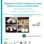 Productos lácteos caprinos: una visión desde lo local a lo internacional