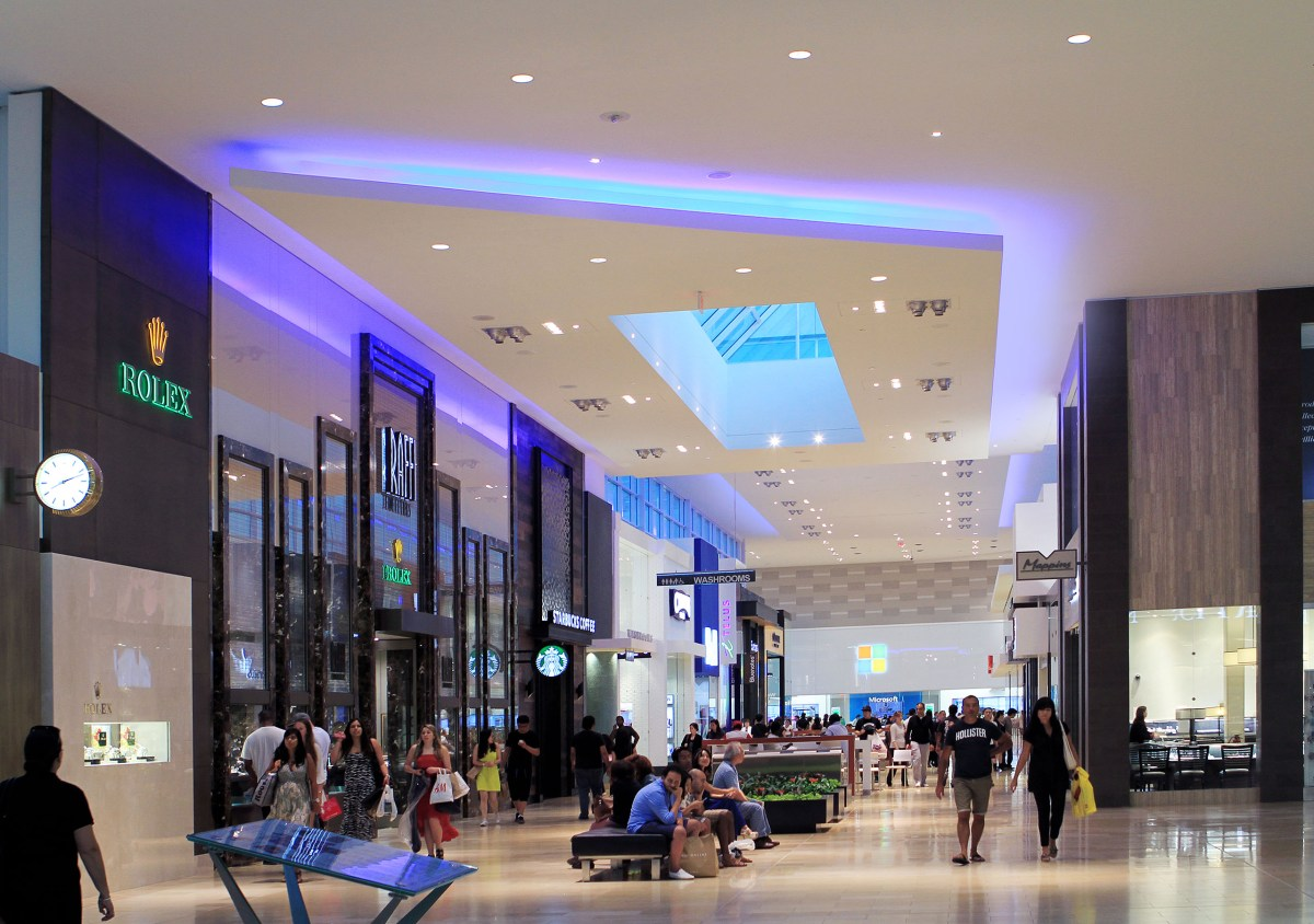 Yorkdale shopping centre ccuart Images