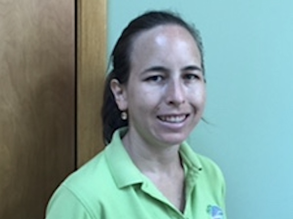 Adriana Garcia, Massage Therapist