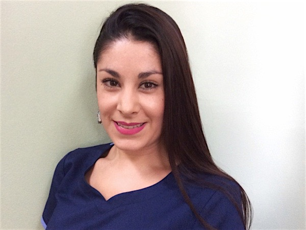 Veronica Gonzalez. Licensed Massage Therapist