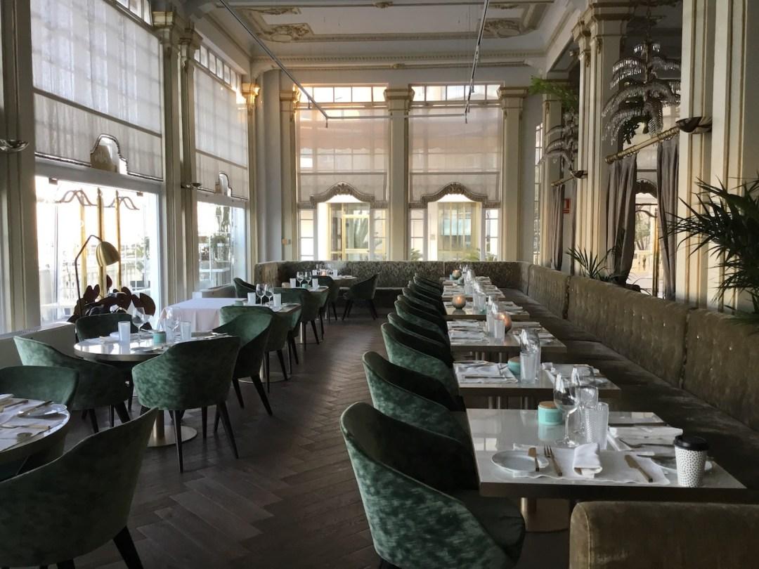 Stylish Restaurant Palma Del Mallorca