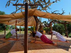 Finca ES Moli yoga
