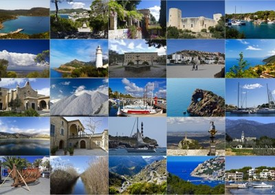Mallorca Collage