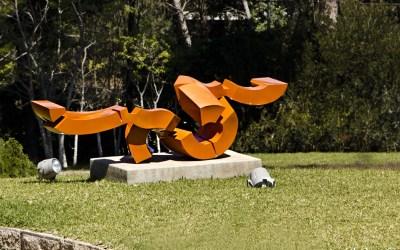 Skulpturenpark March-Gärten