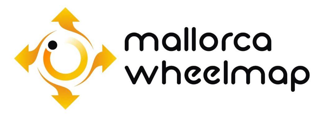 mallorca-wheelmap.com Logoentwicklung www.mallorca-wheelmap-com