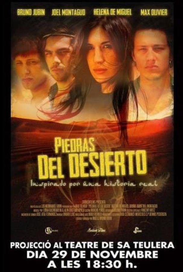 26.11.15 Poster Piedras del Desierto en Andratx