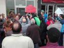 Plataforma d'Afectades per les Hipoteques a Mallorca PAH Bankia protesta hipoteca desahucio 1