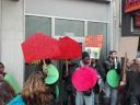 Plataforma d'Afectades per les Hipoteques a Mallorca PAH Bankia protesta hipoteca desahucio 2