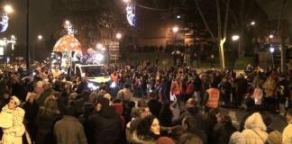 La Cabalgata de los Reyes Magos en Palma