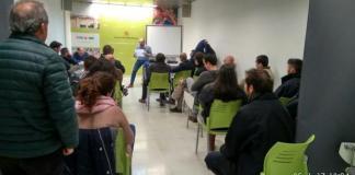 HUELGA SFM: Reunion trabjadores- director general transports
