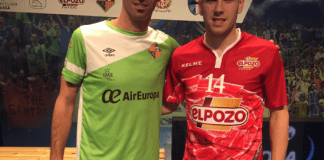 Sorteo Copa España Palma Futsal 2017