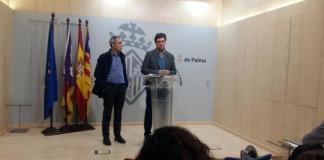 011017 Toni Noguera y Joan Riera Ayuntamiento Palma