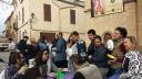 Los serverins salen a la calle en estos días de fiesta santantoniera