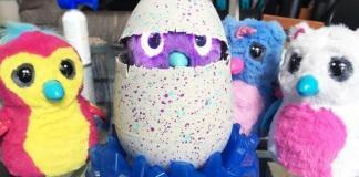 Los huevos de Hatchimals, agotados