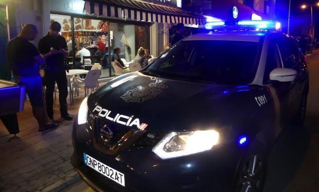 110817 policia nacional control drogas manacor