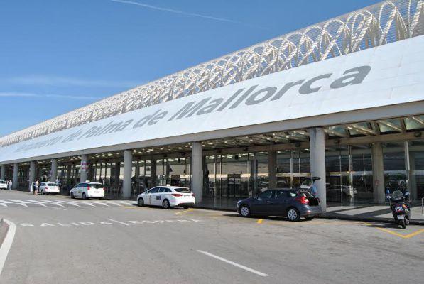 el aeropuerto de palma entre los peor conectados de europa