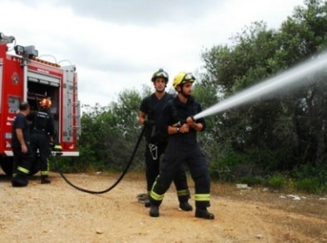 bomberos de palma