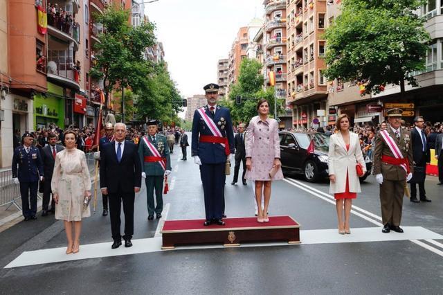 Desfile Fuerzas Armadas
