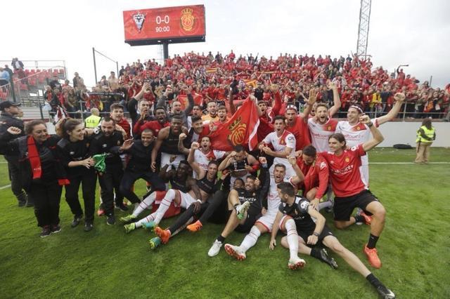 La portada Real Mallorca 2