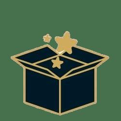 WE HANDPICK YOUR BOX