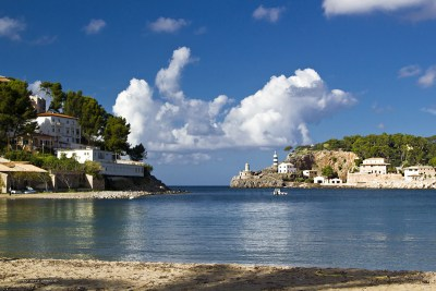 Port Sóller im November