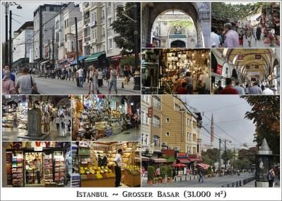Istanbul, Großer Basar
