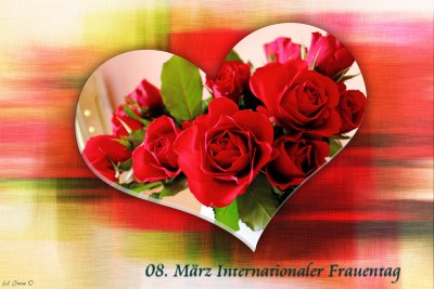 08. März Internationaler Frauentag