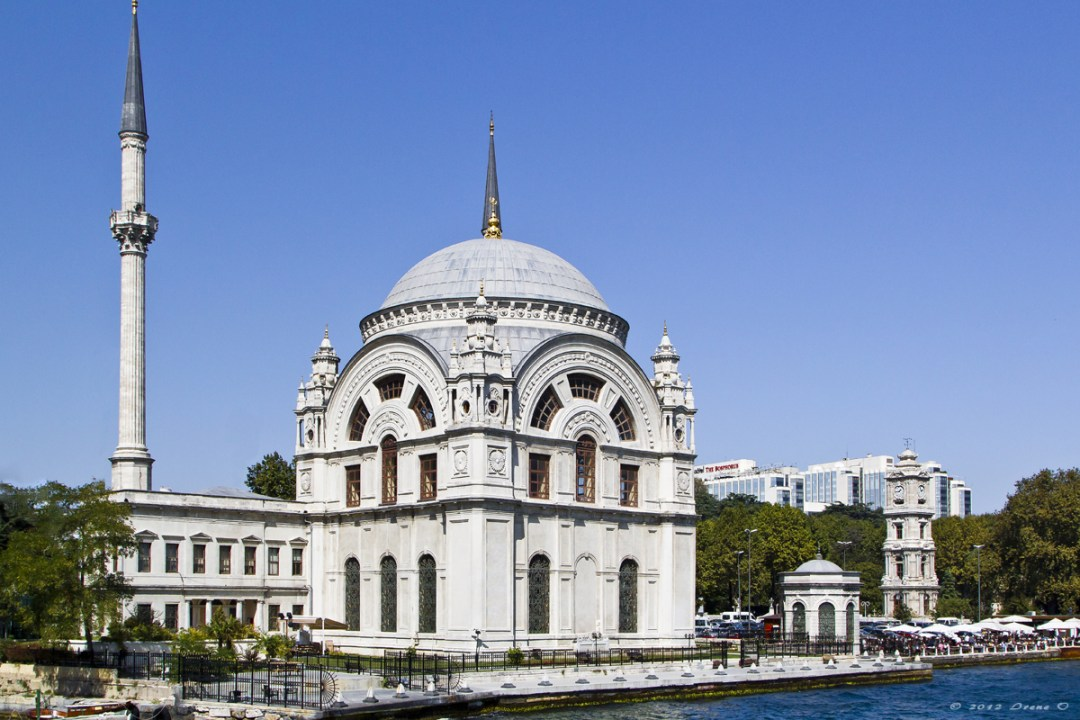 Istanbul, Dolmabahtsche-Moschee