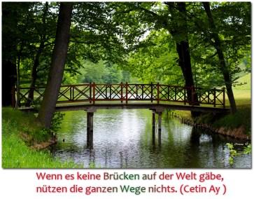 keine Brücken