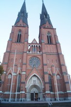A grand and imposing church which could be seen throughout most of the city.