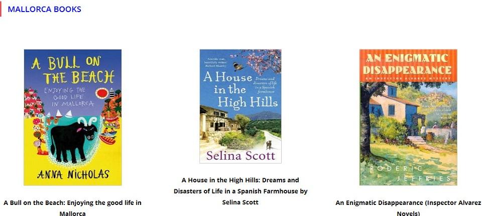Mallorca-Books