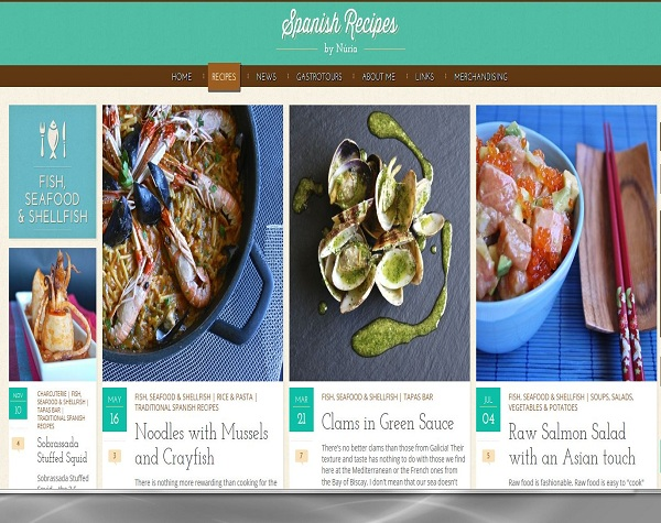 Spanish recipes by nria mallorca reflections nria farreguts spanish recipe blog displays stunning food photography alongside mouth watering recipes forumfinder Image collections