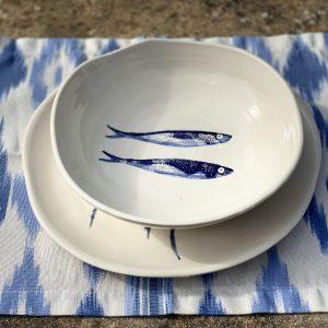 plato.-ceramica