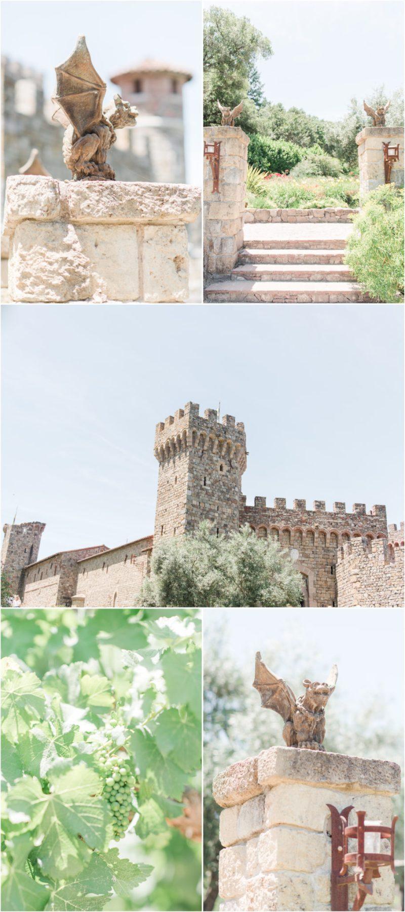 Castello di Amorosa Napa California