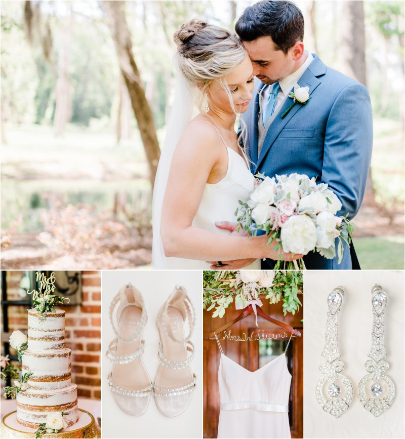 Millstone at Adams Pond Wedding in Columbia, South Carolina