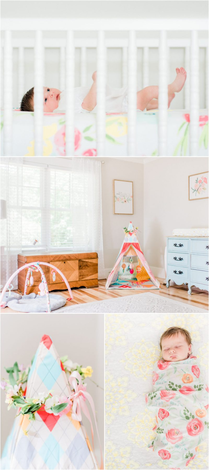 SC in home Clemson newborn session | In home Clemson newborn session | Clemson Newborn Photographer