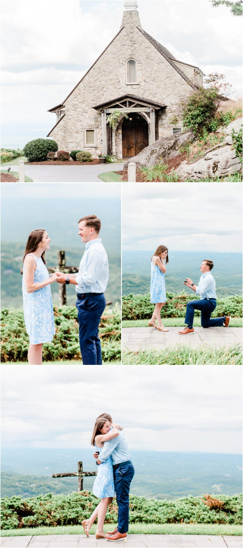 Glassy Chapel Family Session at the Cliffs in Landrum, South Carolina