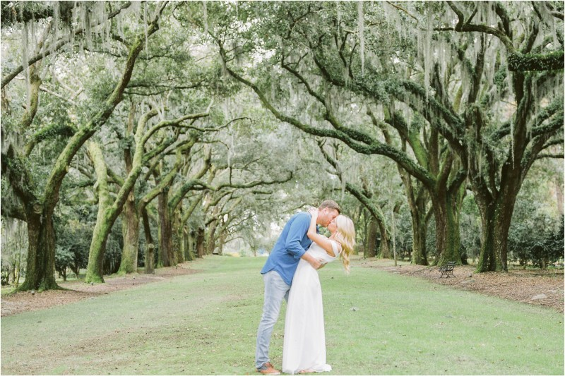 Legare Waring House engagement
