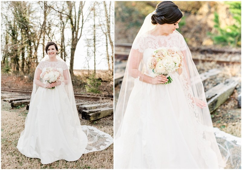 Larkins Sawmill bridal session
