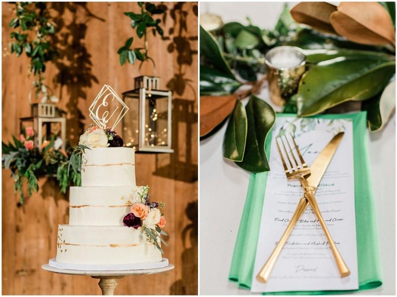 Boone Hall Plantation Wedding cotton dock reception