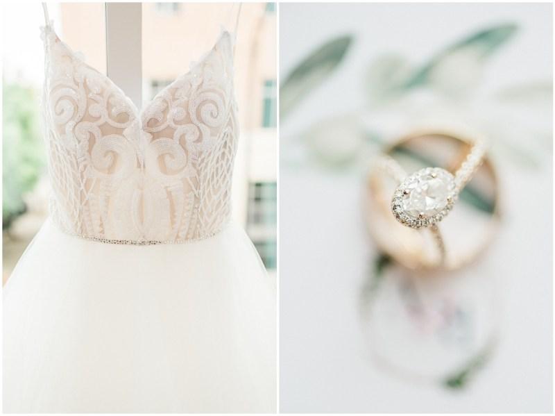 Romantic Blush L Wedding Bridal Details