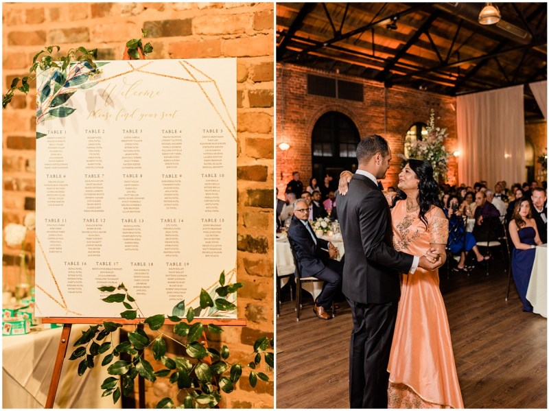 Larkins L Wedding Reception